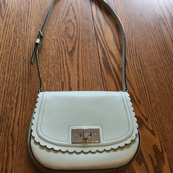 7dbabaa44036 76% off kate spade Bags Scalloped Crossbody Purse